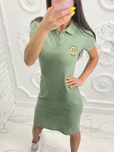 Платье короткое современное А48012