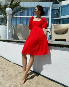 Платье короткое летнее А05276