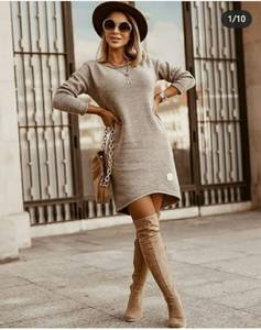 Платье короткое повседневное А12931