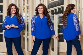 Блуза нарядная А12102