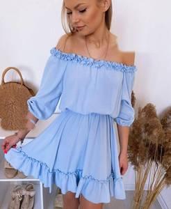 Платье короткое летнее А08331