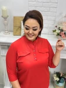 Блуза нарядная А06236