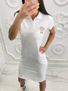 Платье короткое современное А48014