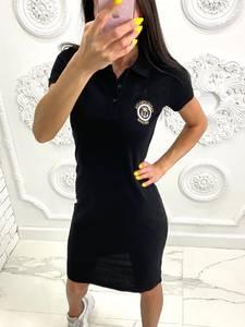Платье короткое современное А48017