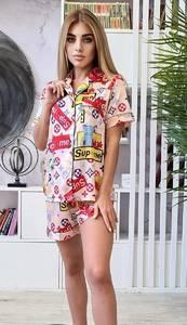 Пижама А57775