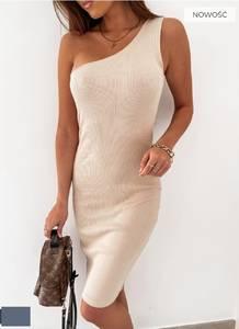 Платье короткое облегающее А43417