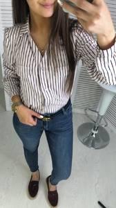 Рубашка с длинным рукавом Ч0761