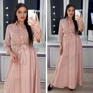 Платье длинное нарядное Я0805