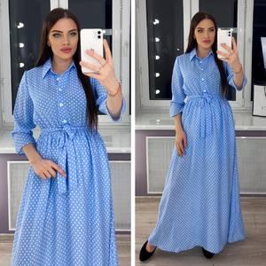 Платье длинное нарядное Я0806