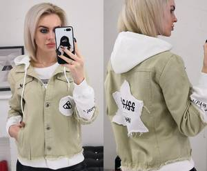 Джинсовая куртка Я2486