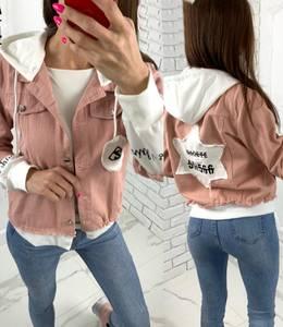 Джинсовая куртка Я2488