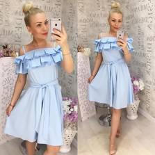 Платье Ц6886