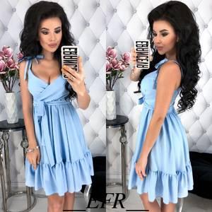 Платье короткое летнее Ц6920