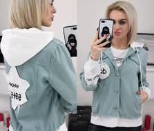 Джинсовая куртка Я2487