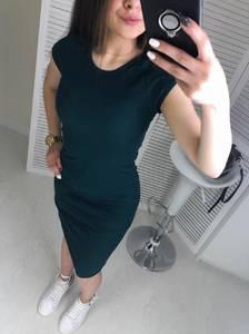 Платье короткое облегающее Ц7478