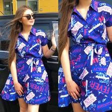 Платье Ц8376