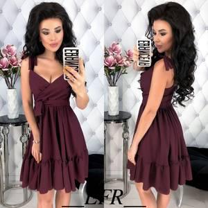 Платье короткое летнее Ц6921