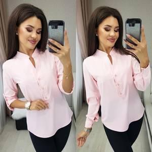 Блуза с длинным рукавом А40024