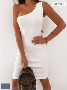Платье короткое облегающее А43418