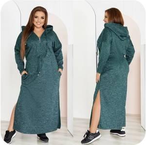 Платье длинное повседневное А56522