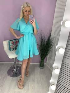 Платье короткое летнее Ц6823