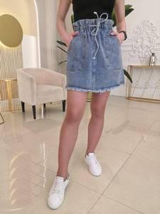 Юбка джинсовая А33908