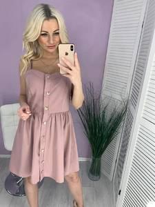 Платье короткое нарядное Ч2971