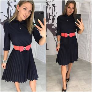 Платье короткое летнее Ц6826