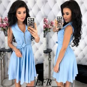Платье короткое летнее Ц6926