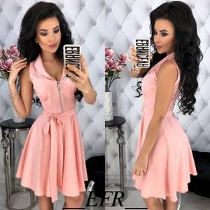 Платье короткое летнее Ц6927