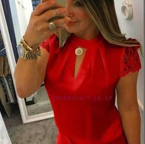 Блуза летняя Я6494