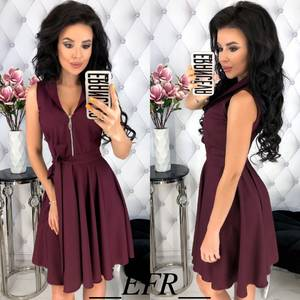 Платье короткое летнее Ц6928