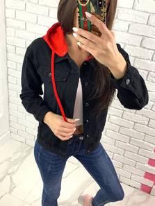 Джинсовая куртка Я0812