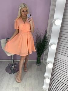 Платье короткое летнее Ц6824