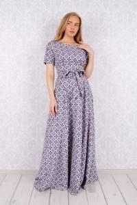 Платье длинное нарядное Ц8970
