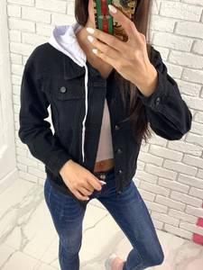 Джинсовая куртка Я0813