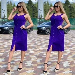 Платье короткое летнее Ц6874