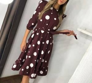Платье короткое нарядное Я6557