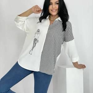 Блуза белая А40010