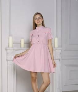 Платье короткое современное Ч4361