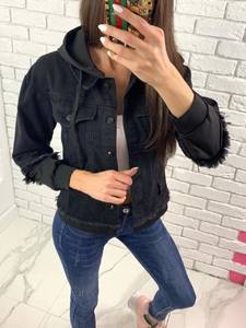 Джинсовая куртка Я0814