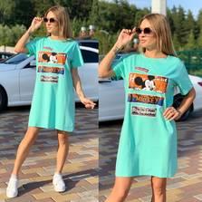 Платье-туника Ч0609