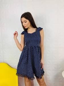 Платье короткое современное Ц6808