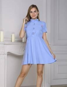 Платье короткое современное Ч4362