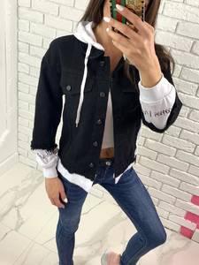 Джинсовая куртка Я0815
