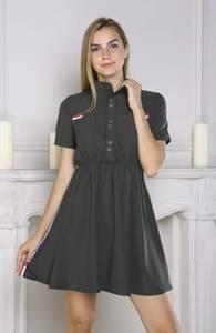 Платье короткое современное Ч4363