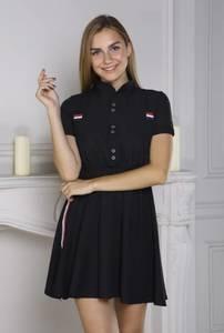 Платье короткое современное Ч4364