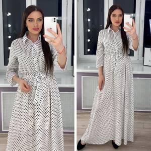 Платье длинное нарядное Я0803
