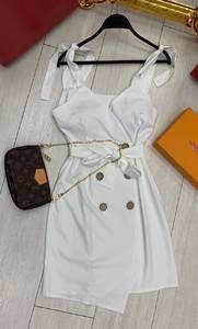 Платье короткое элегантное Я6519