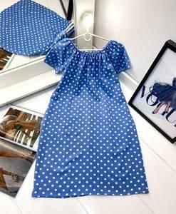 Платье короткое с коротким рукавом А27977